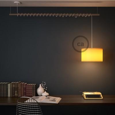 Verchroomde plafondkap + 1 transparante trekontlaster + 1 moer + 1 plafondoog.