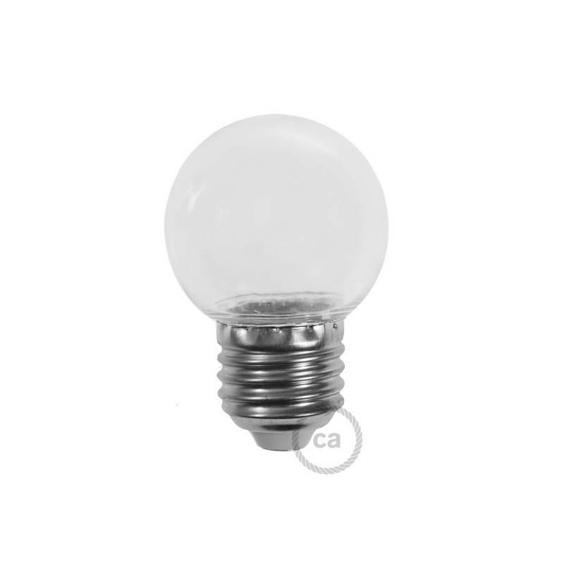 Verlichtingspendel E27 geschikt voor lampenkap. Hanglamp met Steward blauw linnen en katoen textielkabel – RD55