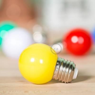 Verlichtingspendel E27 geschikt voor lampenkap. Hanglamp met Steward blauw linnen en katoen textielkabel – RD65
