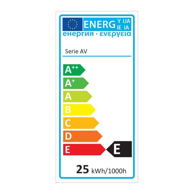 Verlichtingspendel E27 geschikt voor lampenkap. Hanglamp met Steward blauw linnen en katoen textielkabel – RD75