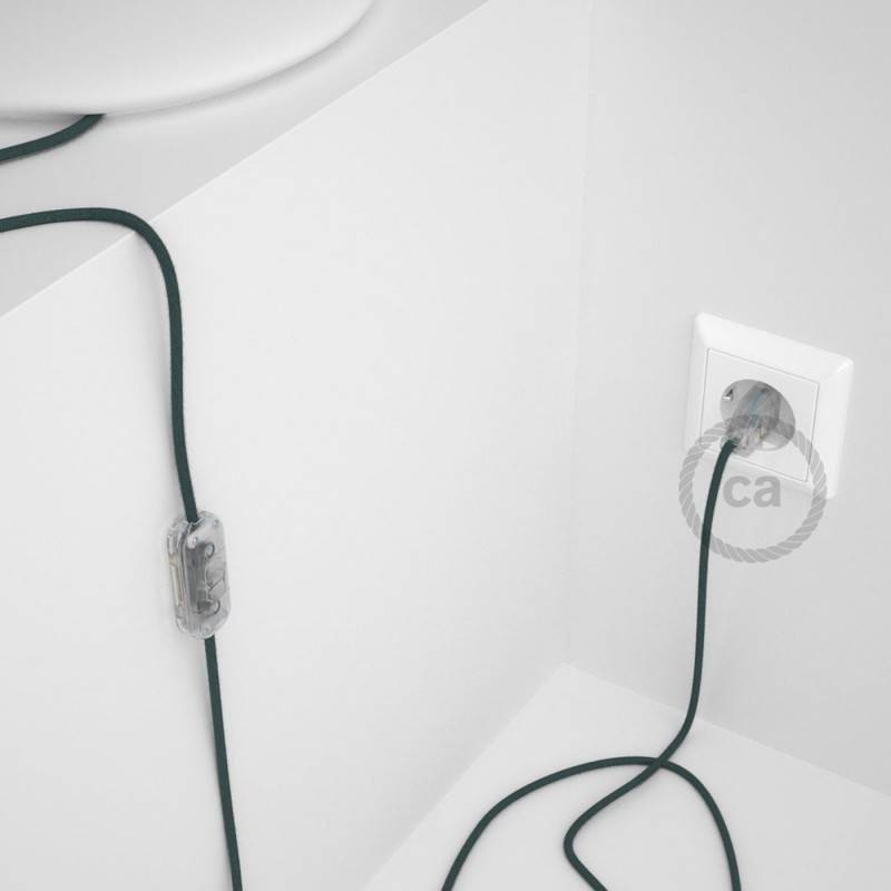 Spider, verlichtingspendel met 6 of 7 verlichtingspunten. Paars keramiek met RM07 paarse kabel.