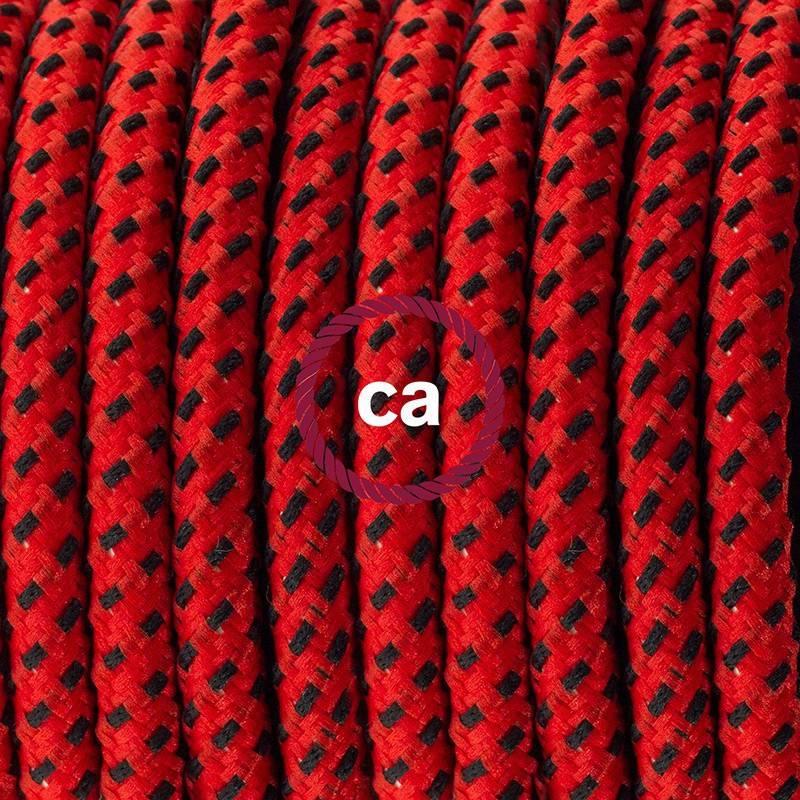 Keramische fitting kit, 100% handgemaakt in Italië - Zwart glazuur