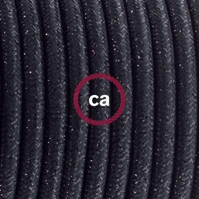 Natuurlijk houten cylinder fittinghouder + E27 fitting voor 3XL electrische scheepstouw kabel