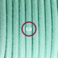 E14 schroeffitting met 2 schroefringen in zwartgekleurd bakeliet