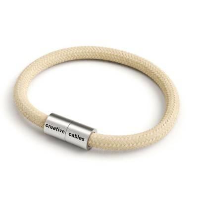 """""""Snake"""" hanglamp met extra lang strijkijzersnoer zigzag motief tijm linnen en katoen RD72"""