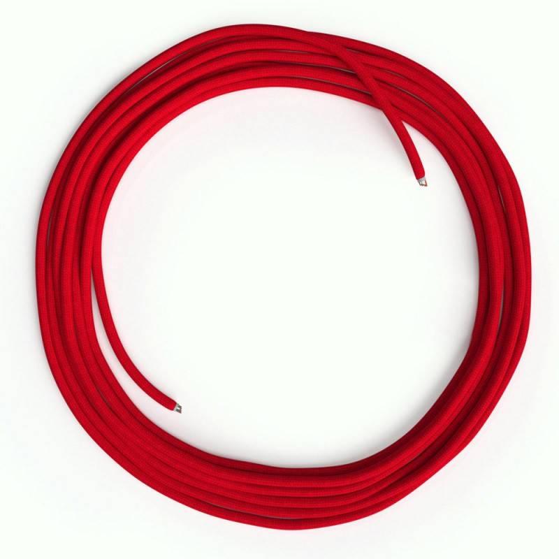 """""""Snake"""" hanglamp met extra lang strijkijzersnoer grijs glinsterend viscose RL03"""