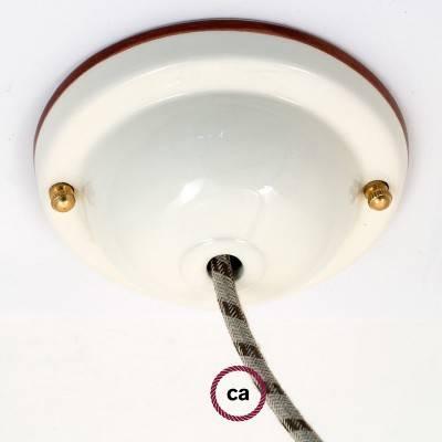 Keramische Deco-48 Lijn plafondkap kit