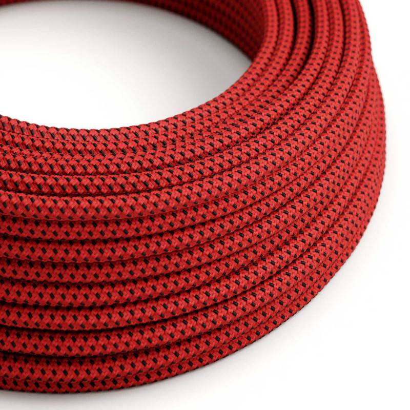 """""""Exclusive"""" E27 metalen fitting kleur roest, parelmoer afwerking twee schroefringen, 100% Italië origineel"""