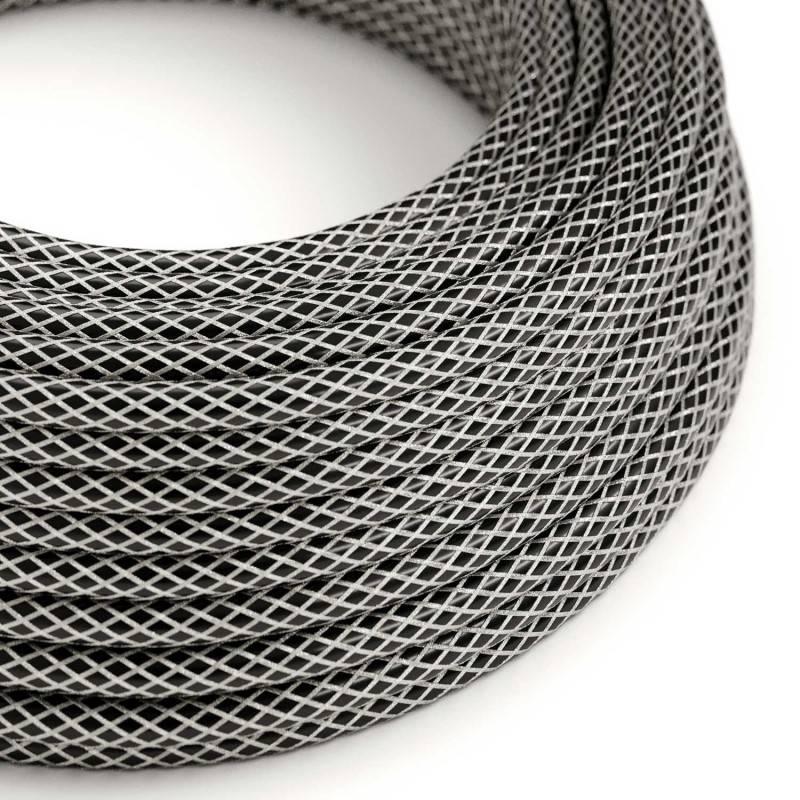 """""""Exclusive"""" E27 metalen fitting kleur kiwi, parelmoer afwerking twee schroefringen, 100% Italië origineel"""