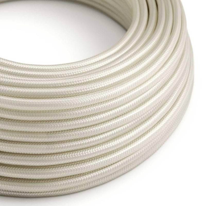 """""""Exclusive"""" E27 metalen fitting kleur saffier, parelmoer afwerking twee schroefringen, 100% Italië origineel"""