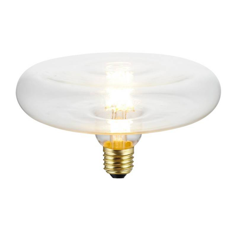 LED paarse Flower lichtbron 8W E27 dimbaar 2200K