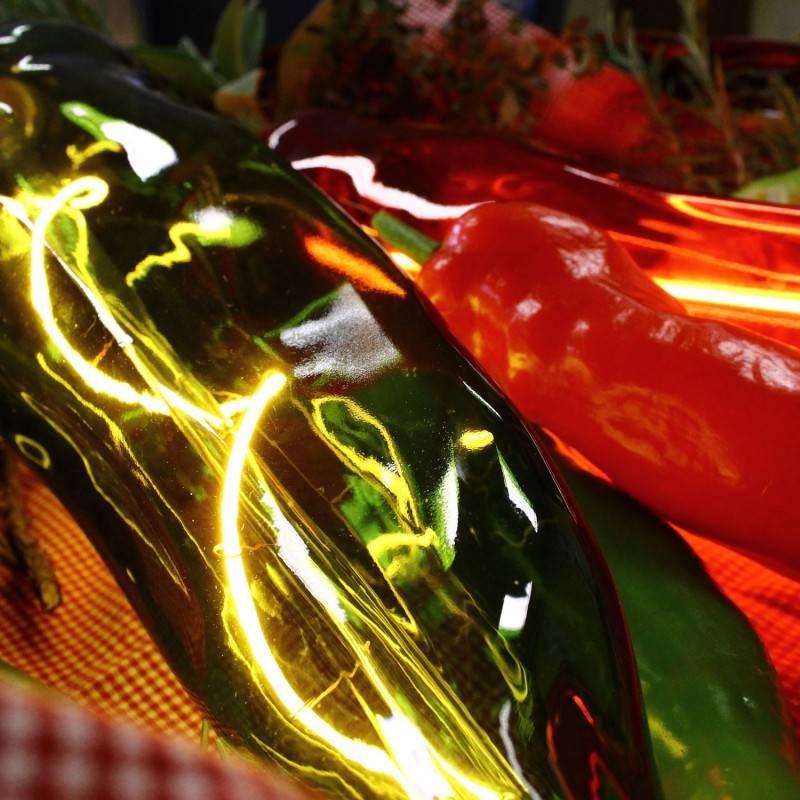 LED Art Rustic lichtbron 8W E27 dimbaar 2200K