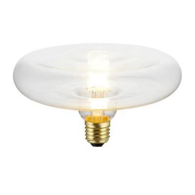 LED Art Tube lichtbron 8W E27 dimbaar 2200K