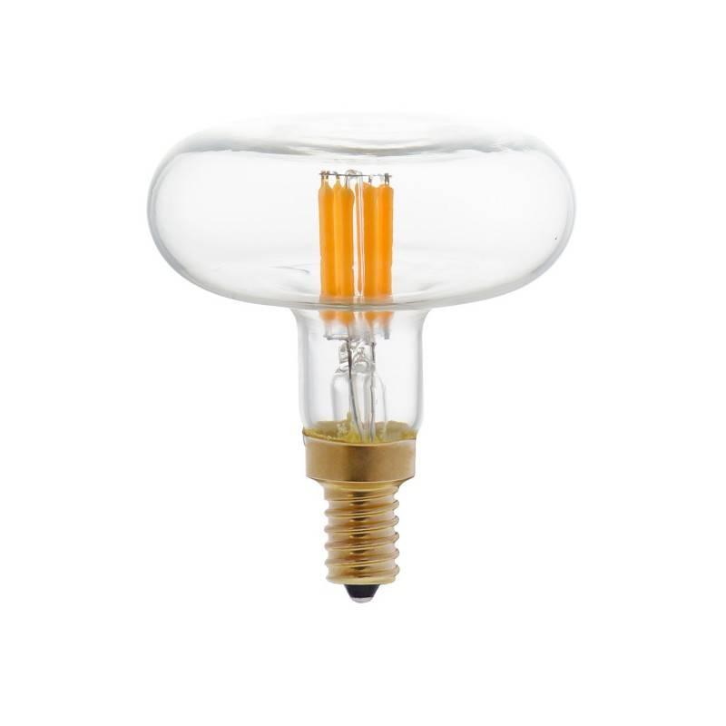 LED Art Heart lichtbron 8W E27 dimbaar 2200K