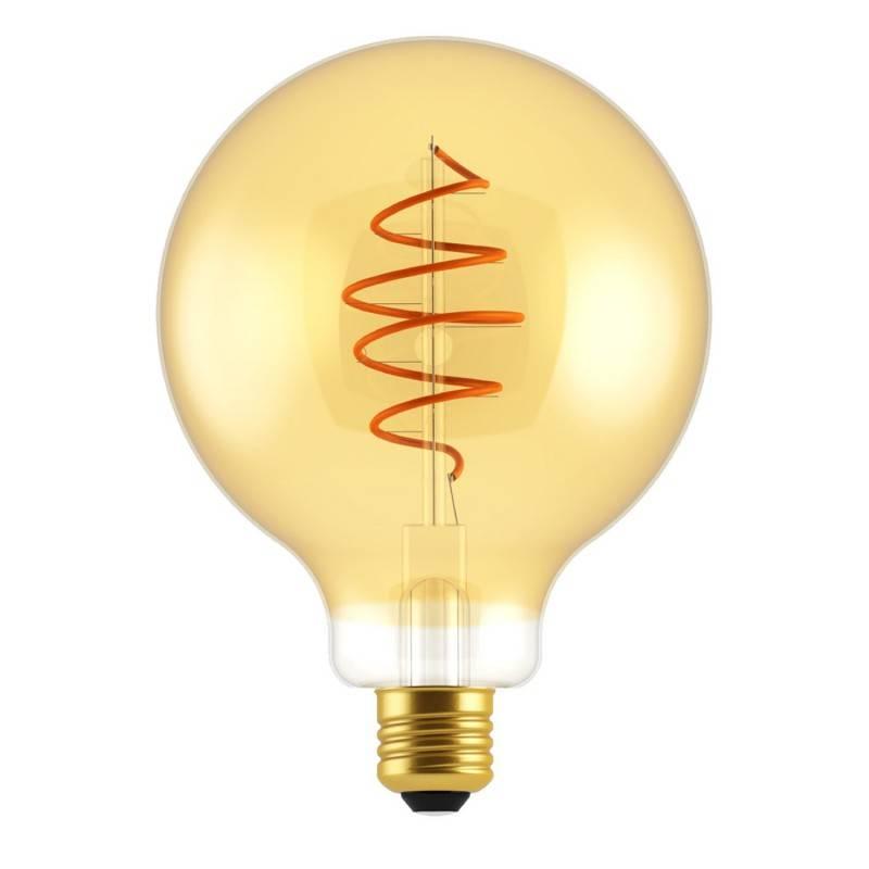 LED Art Curled lichtbron 8W E27 dimbaar 2200K