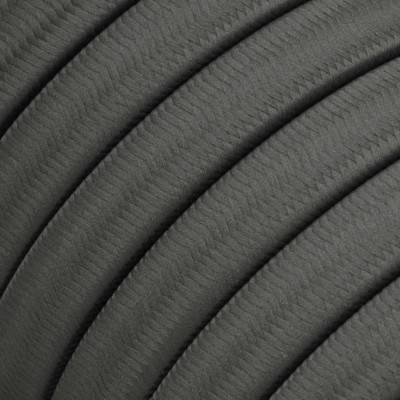 Spostaluce, het verparelmoerde metalen lichtpunt met strijkijzersnoer en zijgaten