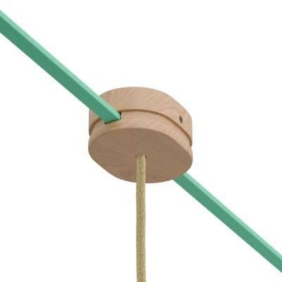 Magnetico®-Plug rood, gereed voor gebruik fittinghouder