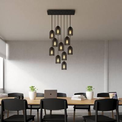 LED melkwitte lichtbron - Globe G125 - 7.5W E27 dimbaar 2700K
