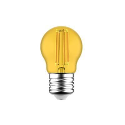 Klaar voor gebruik 12,5 meter lichtsnoer met viscose strijkijzersnoer fluo oranje CF15 incl. 10 fittingen, haak en stekker