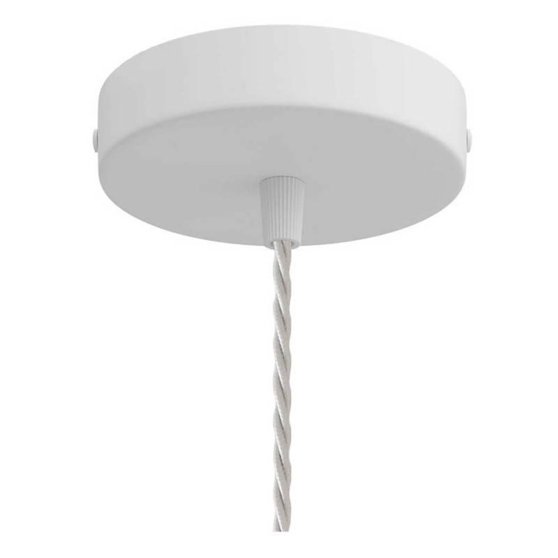 Jute design flexibele elektrabuis met stof omweven - Creative-Tube jute RN06 16 mm