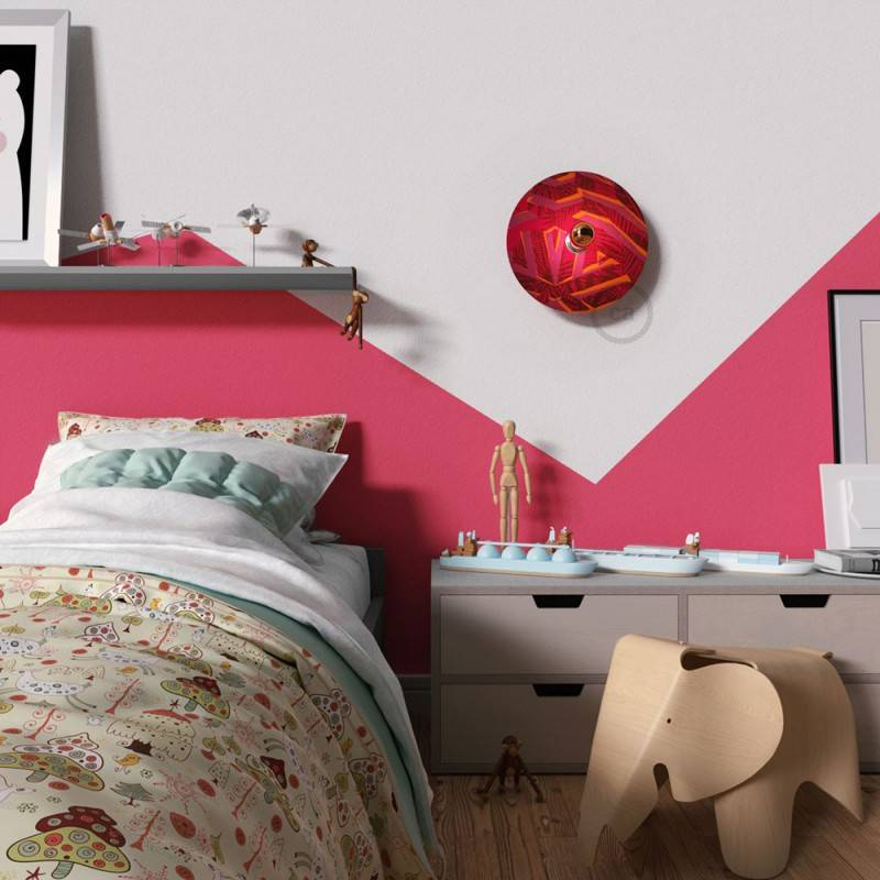 Rose-One compleet vierkant plafondsysteem 200 mm. met 1 gat