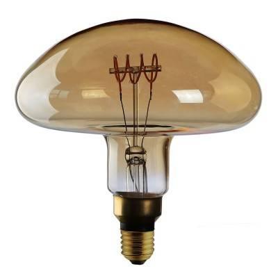 LED Lichtbron Mushroom Vintage 5W dimbaar 2200K