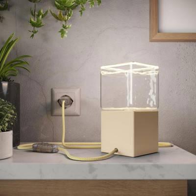 Verzinkt metaal verstelbare buisklem voor 20 mm. Creative-Tube elektrabuis