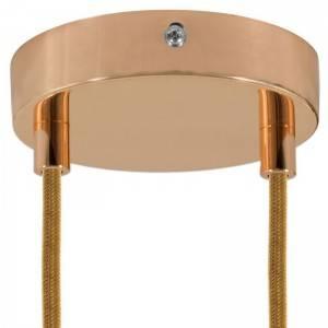 Fermaluce Syntax, verstelbare wandlamp met S14D fitting en ovale houten muurbevestiging