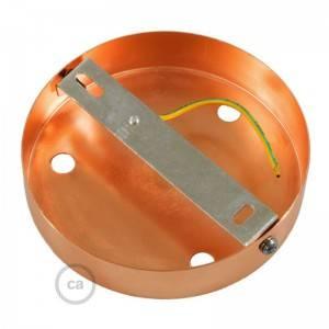 XL gele paprika keuken-lijn LED lichtbron met spiraal filament 5W E27 dimbaar 2000K