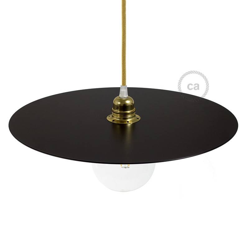 Grote vierkante Smart plafondkap, 400 mm sierplaat Rose-One met 9 X-vormige gaten - compatibel met spraakassistenten