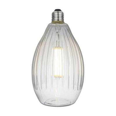 LED lichtbron - porselein Chio 6W E27 dimbaar 2700K