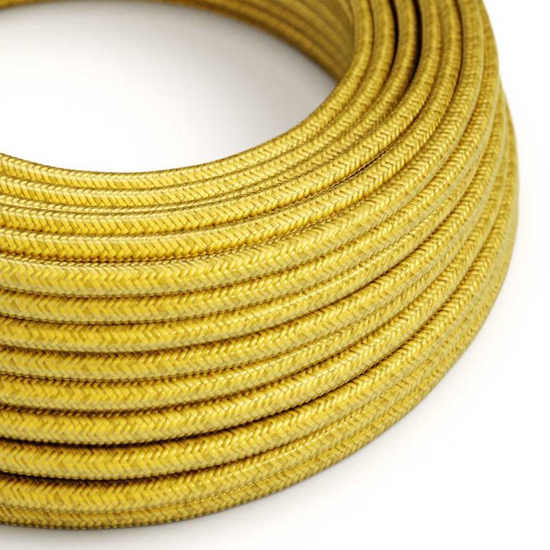 Metalen strijkijzersnoer verlichtingspendel E27 zigzag motief tijm linnen en katoen RD72