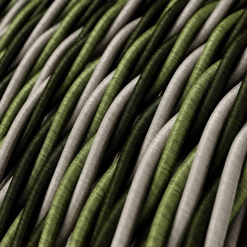 Metalen strijkijzersnoer verlichtingspendel E27 fuchsia viscose RZ08