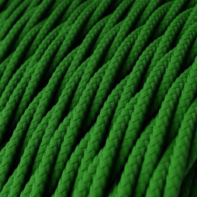 Metalen strijkijzersnoer verlichtingspendel E27 oranje viscose RZ15