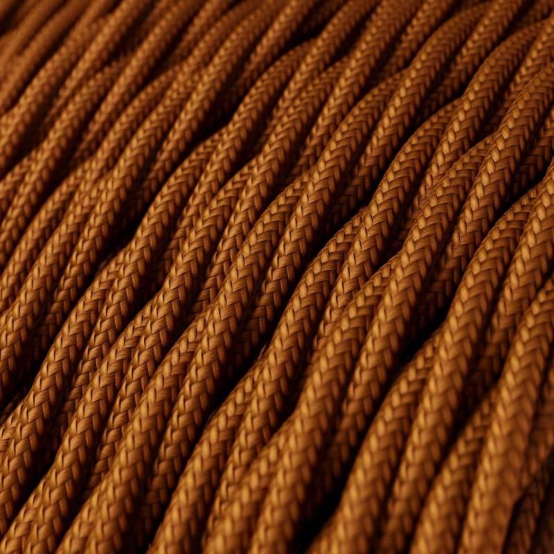 Metalen strijkijzersnoer verlichtingspendel E27 groen viscose RZ06