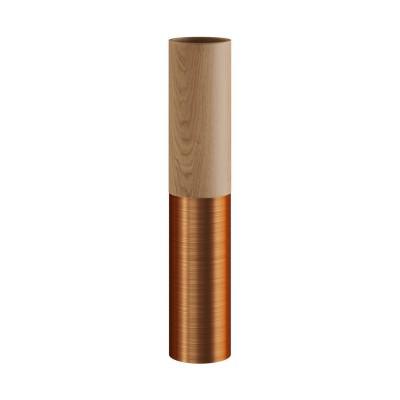 Verlichtingspendel E27 geschikt voor lampenkap. Hanglamp met donkerblauw viscose textielkabel – RM20