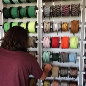 Waarom moet een strijkijzersnoer flexibel zijn?